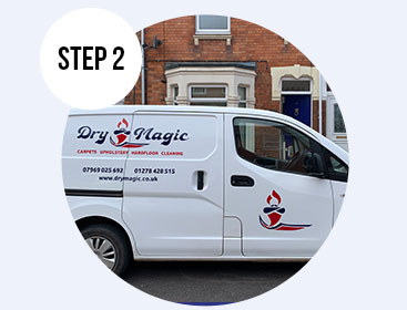 Dry Magic Ltd - Carpet Cleaning, Upholstery, Hard Floors - Bridgwater, SOmerset and South West